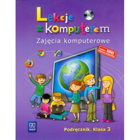 Lekcje z komputerem Szkoła Podstawowa kl. 3 Podręcznik NE