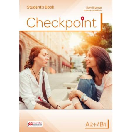 Checkpoint A2+/B1. Student`s Book + książka cyfrowa
