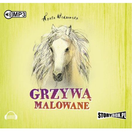 CD MP3 Grzywą malowane