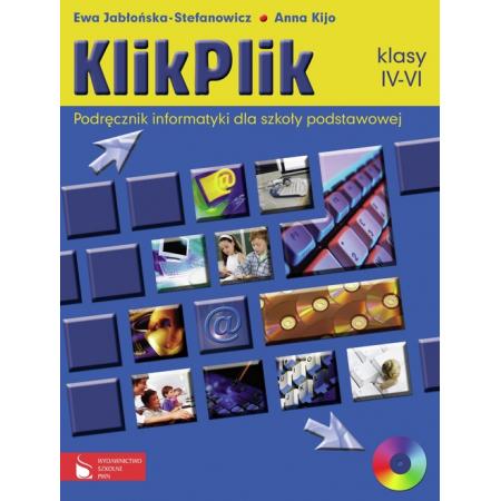 Informatyka sp kl 4-6 podręcznik klikplik (2012)