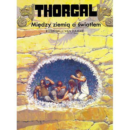 Thorgal, tom 13. Między ziemią a światłem