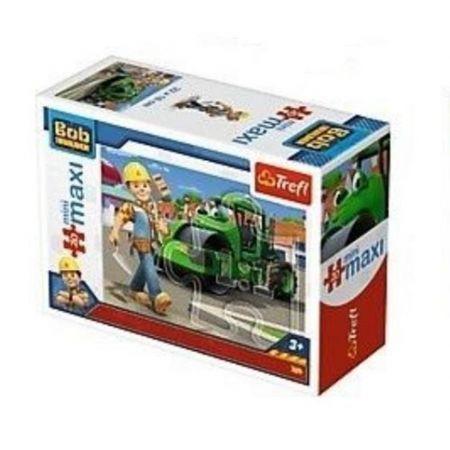 Puzzle 20 miniMaxi - Bob i maszyny 2 TREFL