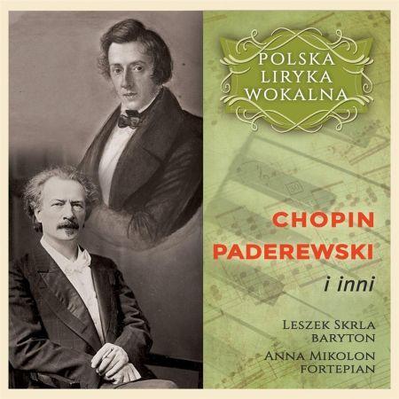 Polska liryka wokalna. Chopin, Paderewski i inni