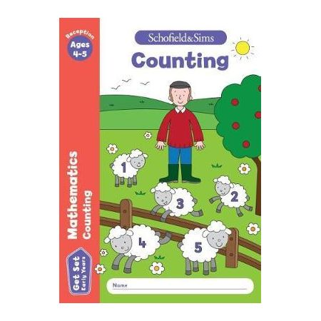 Get Set Mathematics Counting: Reception. Ages 4-5