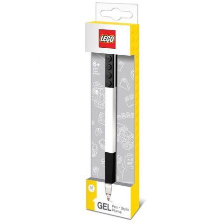 Długopis żelowy czarny