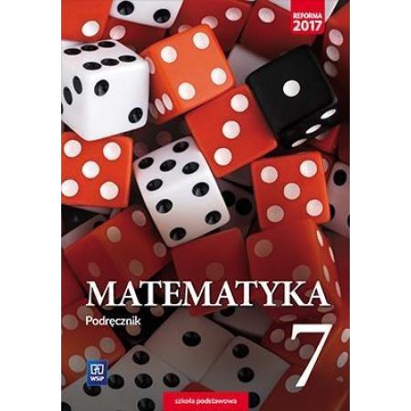 Matematyka. Klasa 7. Podręcznik. Szkoła podstawowa