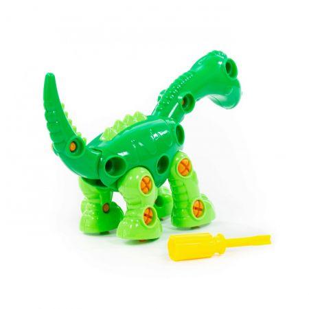 Klocki-dinozaur Diplodok
