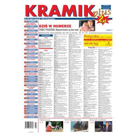 Kramik Plus 49/2013
