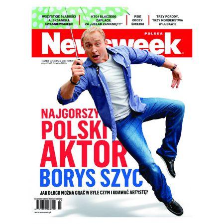 Newsweek Polska 17/2013