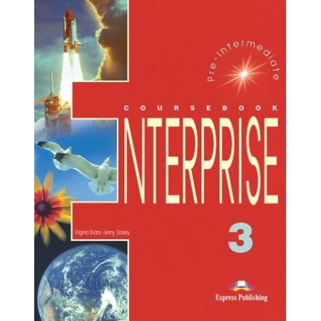 Enterprise 3 Pre-intermed. SB EXPRESS PUBLISHING