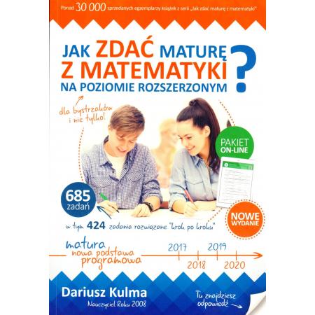 Jak zdać maturę z matematyki na poziomie rozszerzonym