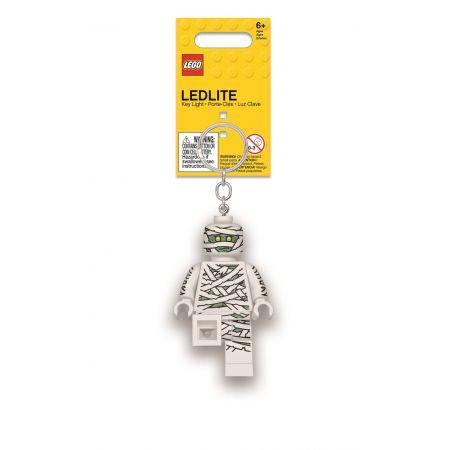 Brelok do kluczy z latarką Mumia
