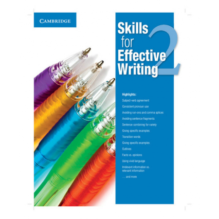 Skills for Effective Writing 2 Student'sBook