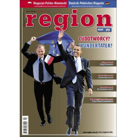 Magazyn Polsko - Niemiecki REGION Europy 4/2008