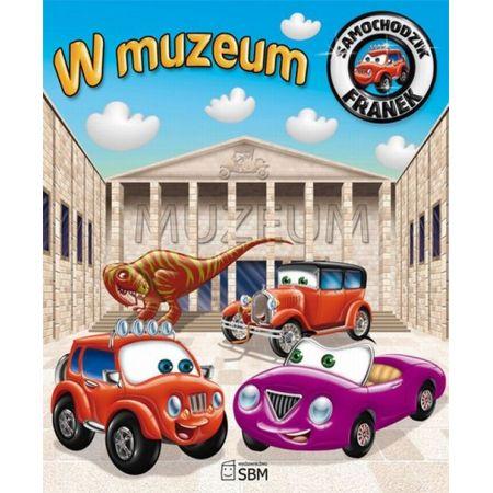 Samochodzik Franek. W muzeum