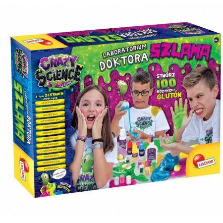Crazy Science. Laboratorium Doktora Szlama