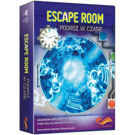 Gra Podróż w czasie escape room