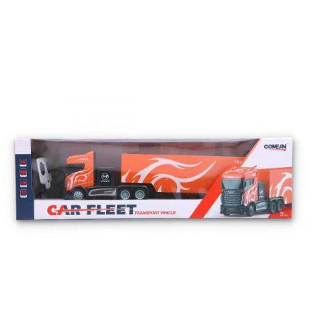 Auto ciężarowe na radio (ładowarka) 147414
