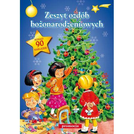Zeszyt ozdób bożonarodzeniowych