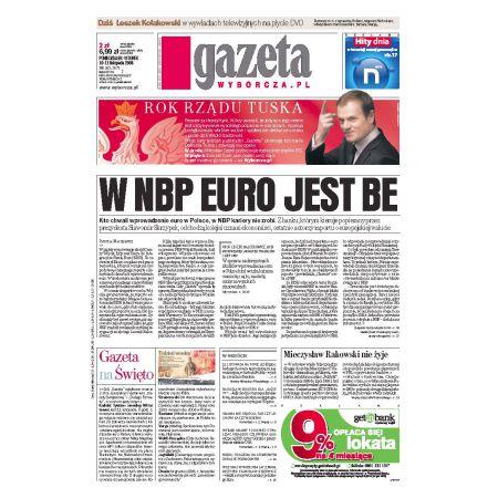 Gazeta Wyborcza - Opole 263/2008
