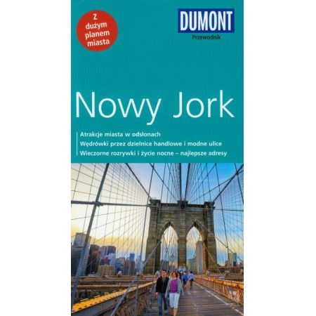 Przewodnik Dumont. Nowy Jork
