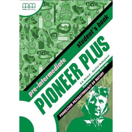 Pioneer Plus Pre-Intermediate SB + CD