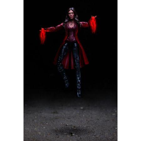 Kapitan Ameryka - Wojna Bohaterów - Scarlet Witch - plakat