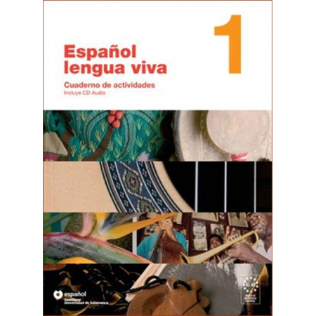 Espanol lengua viva 1 Ćwiczenia + 2 CD
