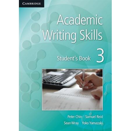 Academic Writing Skills 3 Student's Book