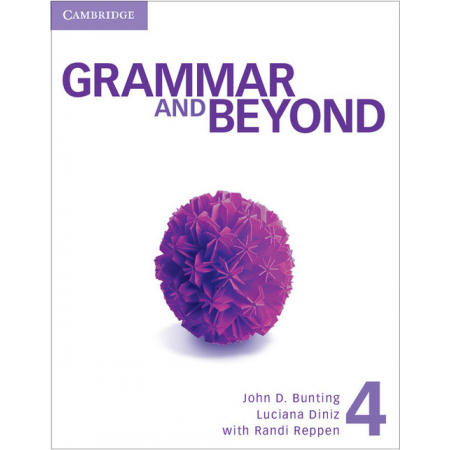 Grammar and Beyond Level 4 Student's Book and Writing Skills Interactive Pack