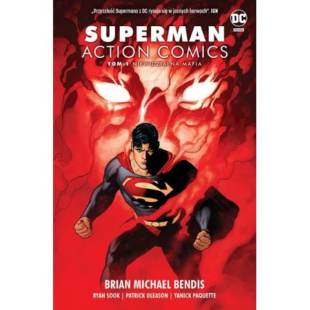 Superman Action Comics. Tom 1. Niewidzialna mafia