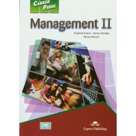 Career Paths: Management 2 SB EXPRESS PUBLISHING