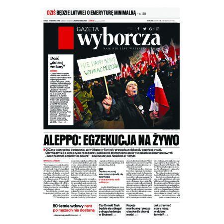 Gazeta Wyborcza - Trójmiasto 291/2016
