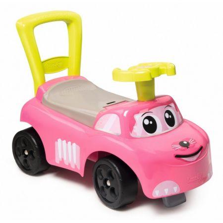 Jeździk Ride On różowy 720524 SMOBY