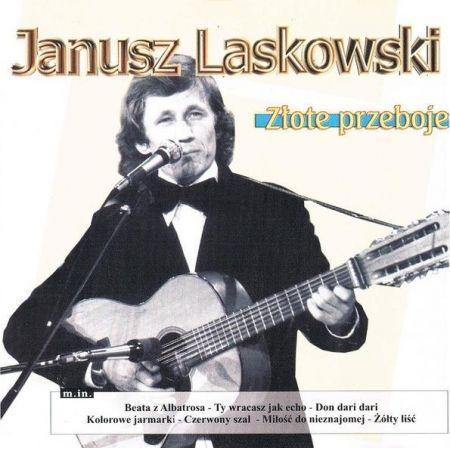 Janusz Laskowski - Złote Przeboje