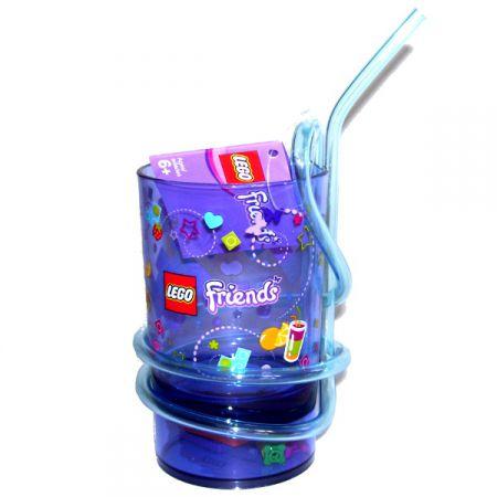 Lego Friends Kubek Z Rurką Klocki W Taniaksiazkapl