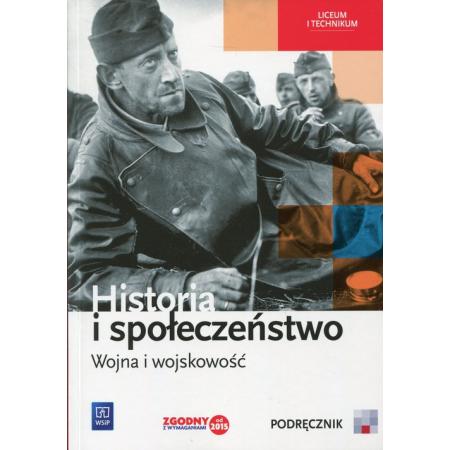 Historia LO Wojna i wojskowość podr  WSiP