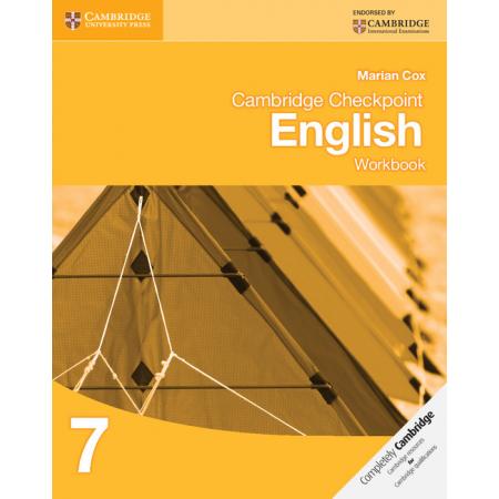 Cambridge Checkpoint English 7 Workbook