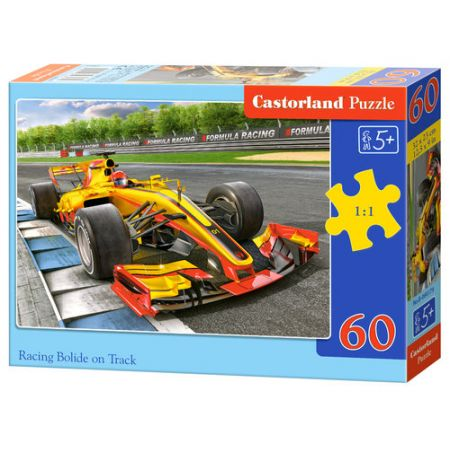 Puzzle 60 Racing Bolide ON Track