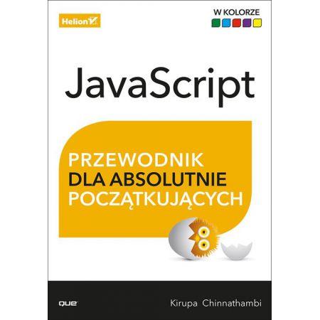 JavaScript Przewodnik dla absolutnie początkujących