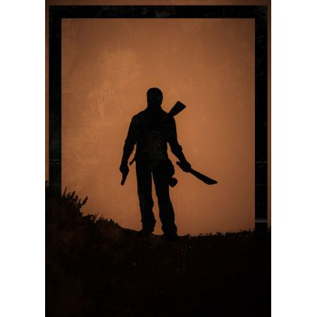 Dawn of Heroes - Joel, The Last of Us - plakat