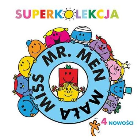 Superkolekcja Mr. Men i Mała Miss