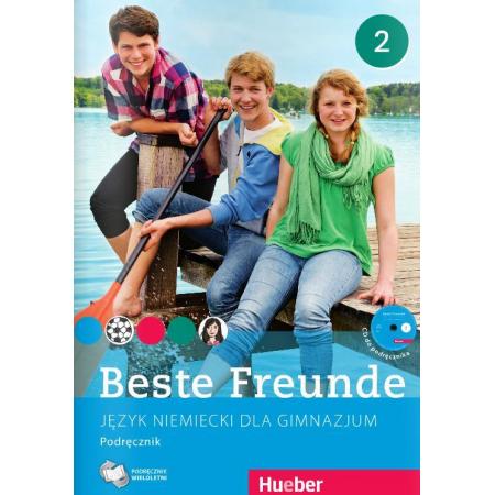 Beste Freunde 2. Język niemiecki. Podręcznik. Gimnazjum