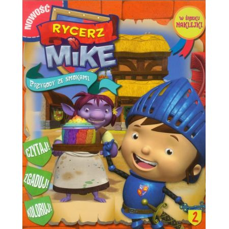 Rycerz Mike 2 Przygody ze smokami