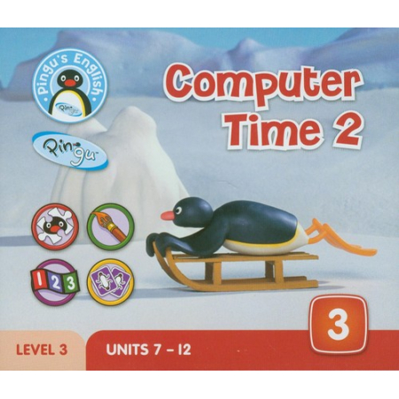 Pingu's English Computer Time 2 Level 3