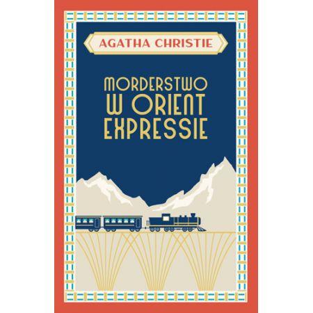 Morderstwo w Orient Expressie (okładka twarda)
