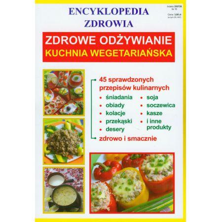 Kuchnia Wegetarianska Encyklopedia Zdrowia
