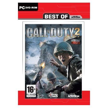 CALL OF DUTY 2 PC DVDROM PL