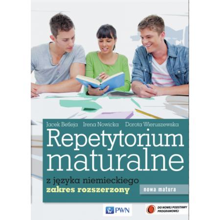 Repetytorium maturalne z języka niemieckiego ZR+CD