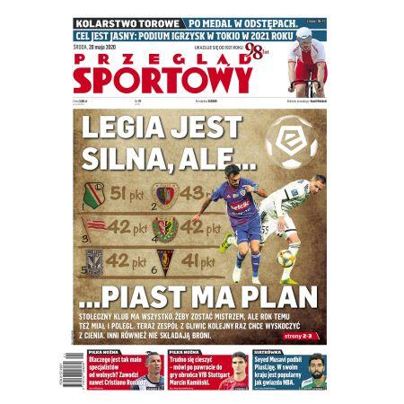 Przegląd Sportowy 117/2020